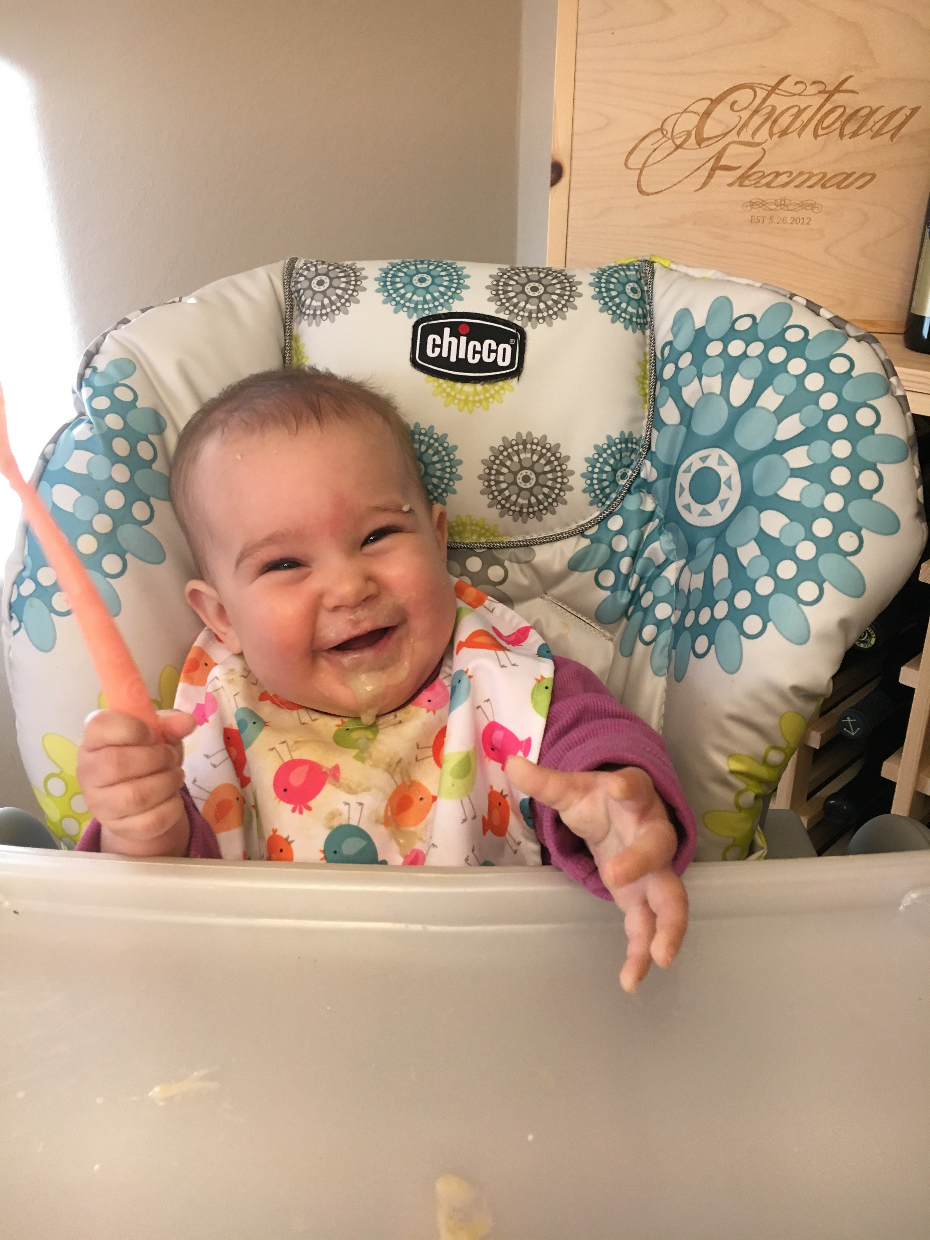 How to feed baby solids | start feeding baby | introducing foods to baby | feeding ideas for baby | Gerber