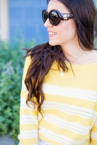 How To Wear Fall's It Color: Yellow
