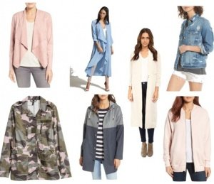 Tempting Tuesday: Spring Jackets