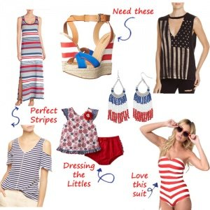 Tempting Tuesday: 4th of July Finds