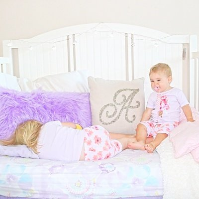 Mom Life Monday's: Kids Bedtime Routine for Summer