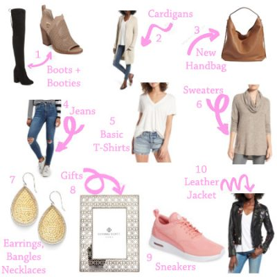 Tempting Tuesday: 10 Must Haves from Nordstrom's Anniversary Sale