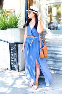 Tips For Styling A Maxi Dress Casually