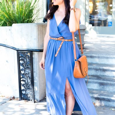 933ba5ce50 Tips For Styling A Maxi Dress Casually