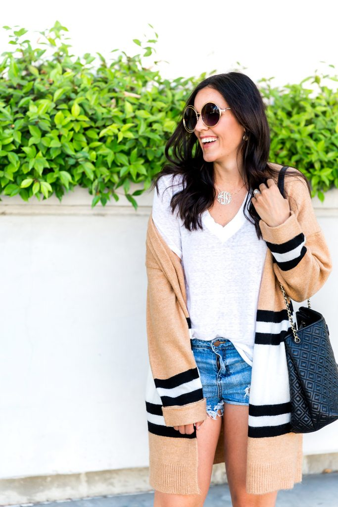 Cardigan Styling tips for fall