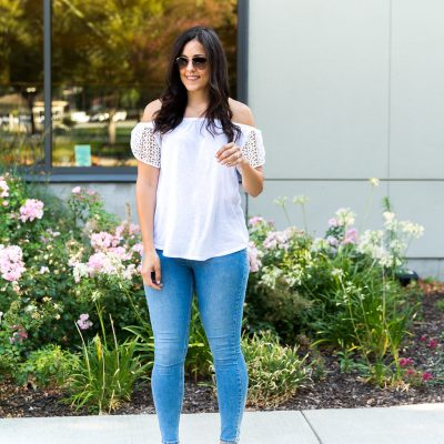How To Elevate Your Jeans + Tee