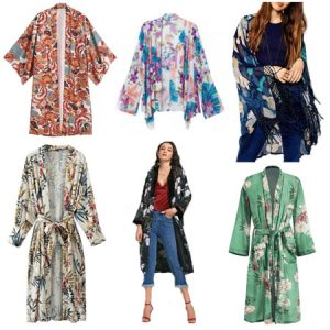 Tempting Tuesday: Floral Kimonos from Zaful