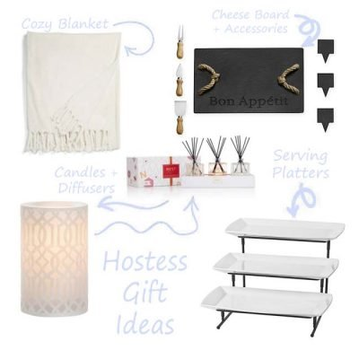 Gift Guide Series: Hostess Gift Ideas