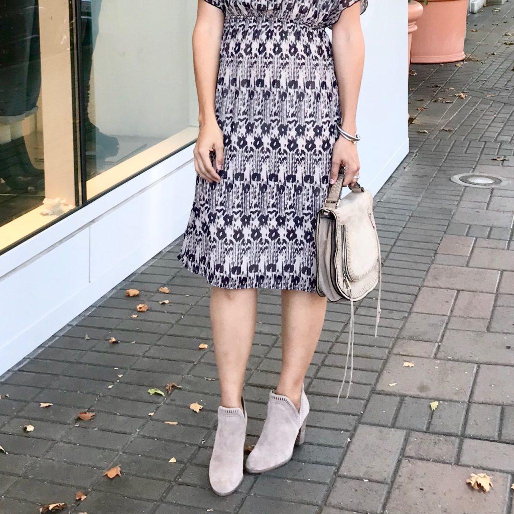 Styling One Dress 2 Ways