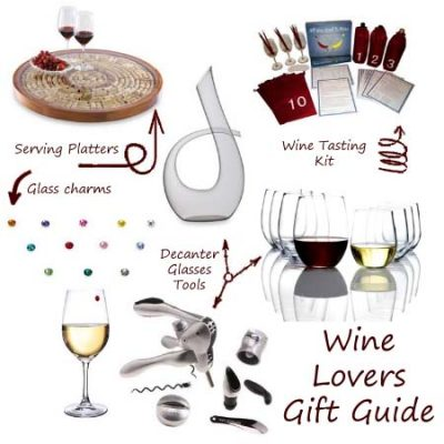 Gift Guide Series: What To Get The Wine Lover