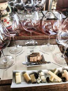 Tasting In Wine Country: Healdsburg