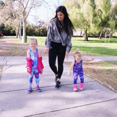 Tips For Fitting In A Workout With Kids