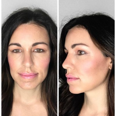 Blush vs Contour VS Blush and Contour