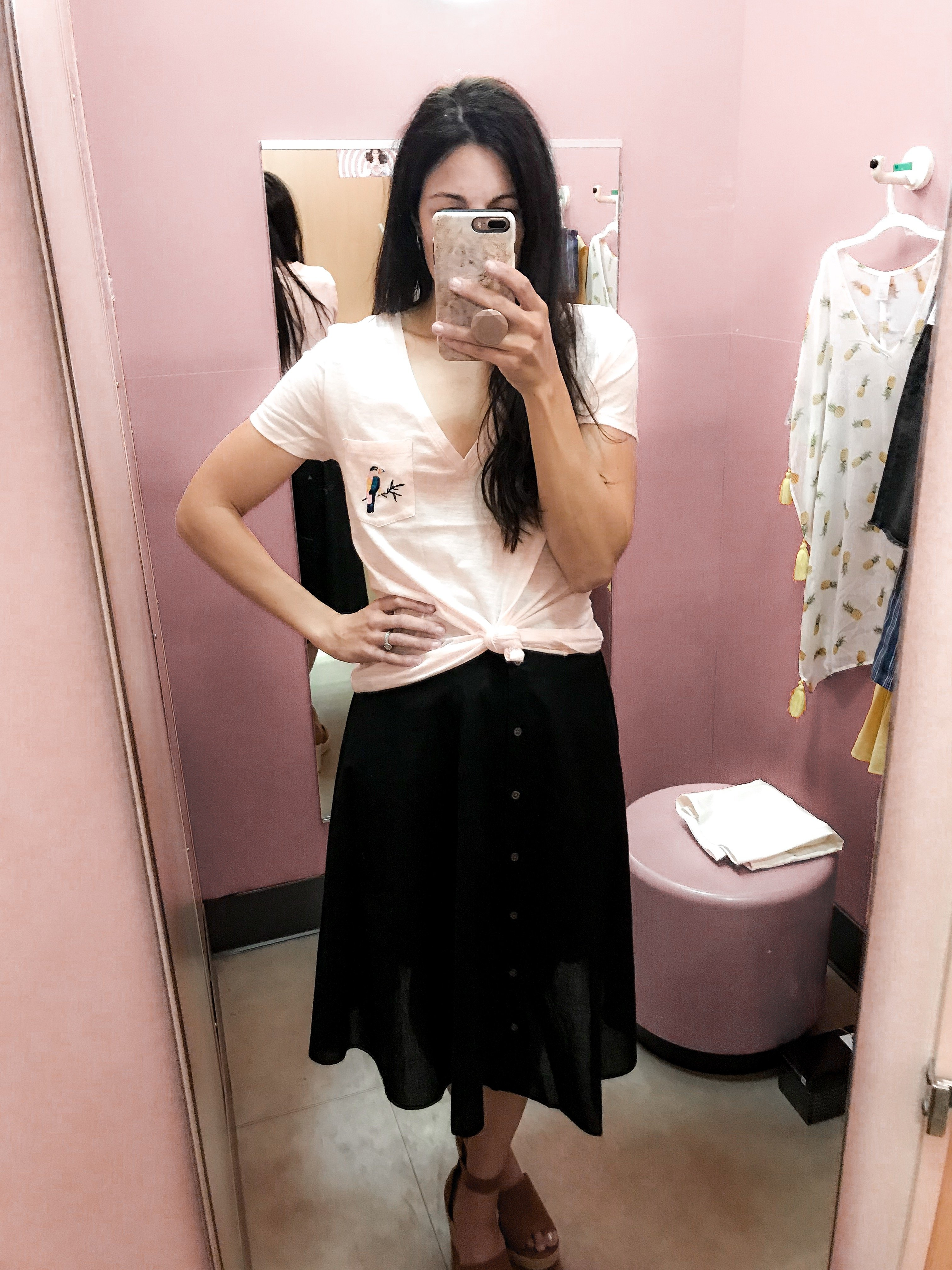target try on haul